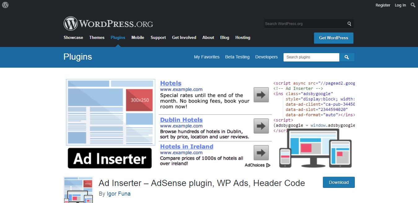 В WordPress-плагине Ad Inserter найдена уязвимость, рейтингом 9,9 баллов по CVSS